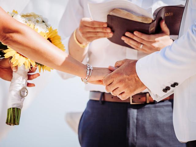 Boda cristiana, ¿cómo es la ceremonia y recepción?
