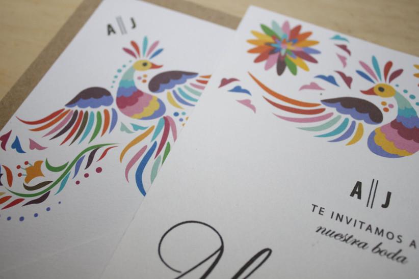 Invitaciones & Sobres