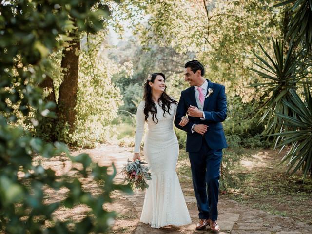 """Manual para bodas en otoño: denle el """"sí"""" a esta romántica estación"""