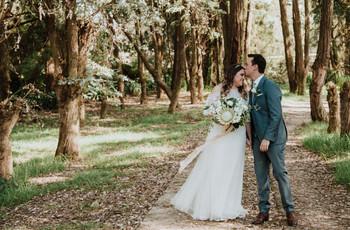 Decoración para bodas en el bosque: protagonicen su propio cuento
