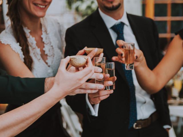 10 ideas para servir el tequila en la boda