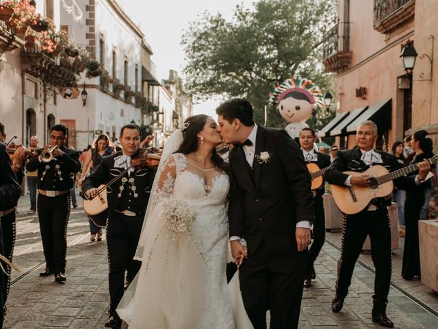 45 canciones de mariachi para cada momento de la boda