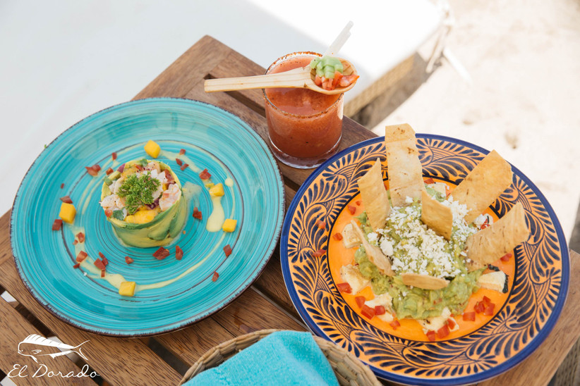 comida mexicana para boda civil