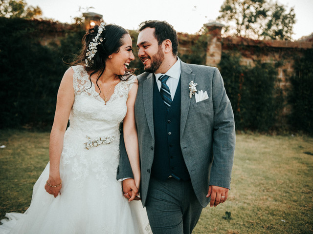 5 facetas que (tal vez) desconocían de ustedes antes de organizar la boda