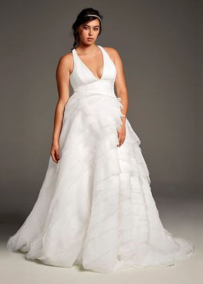 Vestidos de Novia David's Bridal: White By Vera Wang