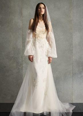 Vestidos de Novia David's Bridal: White By Vera Wang