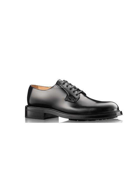 DERBY VOLTAIRE negro, Louis Vuitton