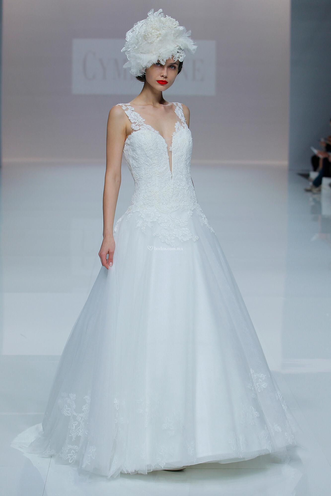 Vestido de Novia de Cymbeline - CY 071