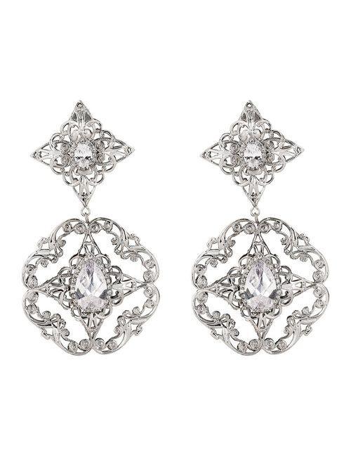 Venice earrings, Stephanie Browne