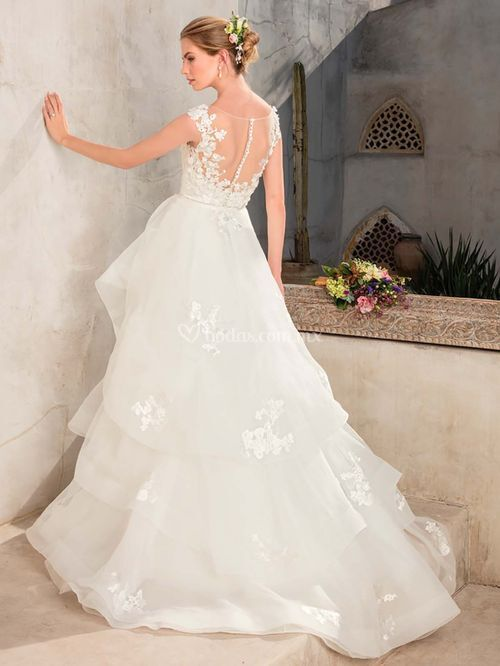 LUNA, Casablanca Bridal