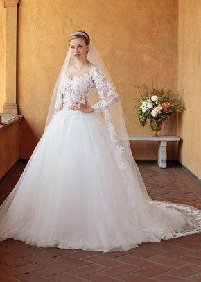 ELSIE, Casablanca Bridal