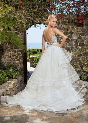 WHITNEY, Casablanca Bridal
