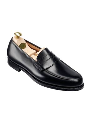 Grantham II Black Calf, Crockett & Jones