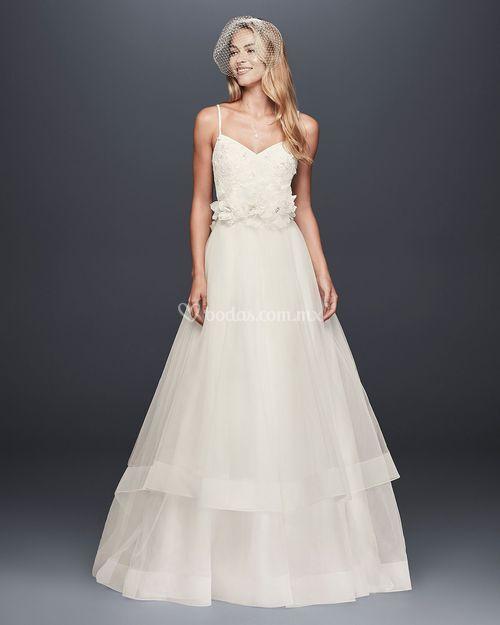 8000928, David's Bridal: Galina