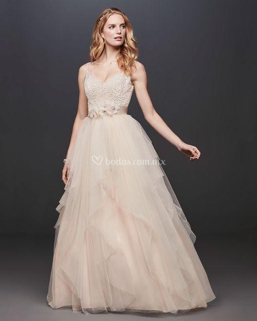 8001362, David's Bridal: Galina