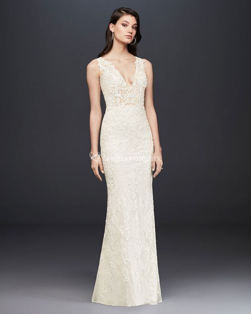 8000695, David's Bridal: Galina Signature