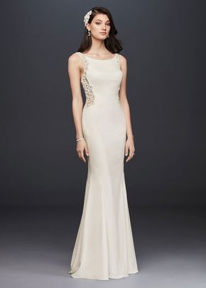 8000784, David's Bridal: Galina Signature