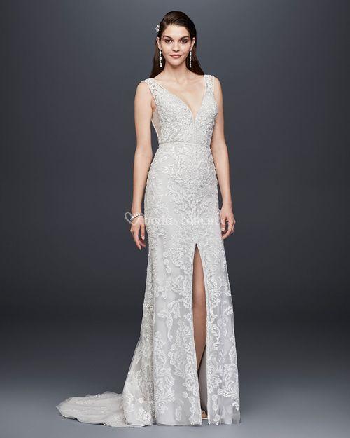 8001091, David's Bridal: Galina Signature