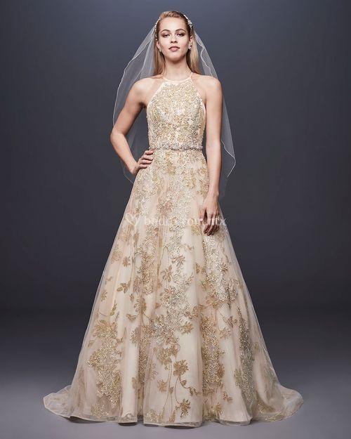 8001373, David's Bridal: Galina Signature