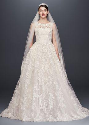 8000917, David's Bridal: Oleg Cassini