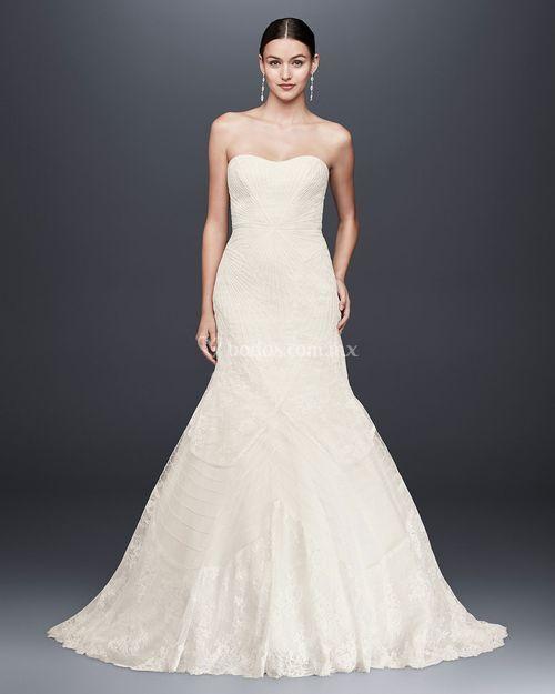 8000569, David's Bridal: Truly Zac Posen