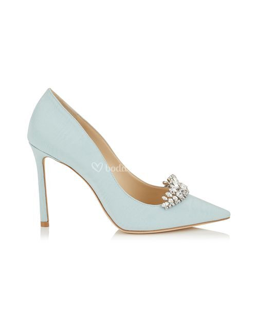 ROMY 100 something blue, Jimmy Choo