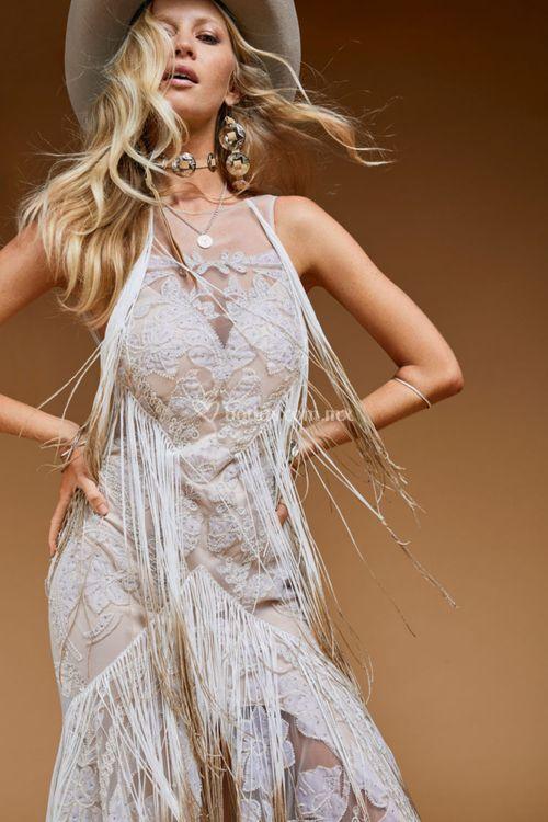 Monterey Gown, Rue De Seine
