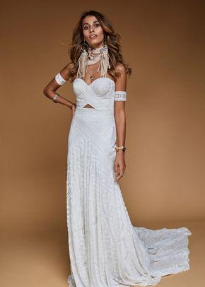 Knoxville Gown, Rue De Seine