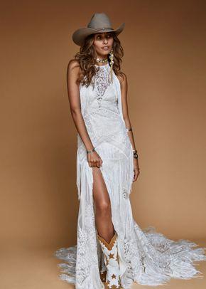 Dallas Gown, Rue De Seine