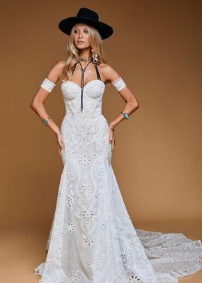 Tallulah Gown, Rue De Seine