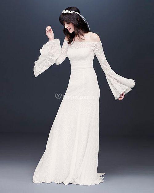 8002381, David's Bridal: Galina