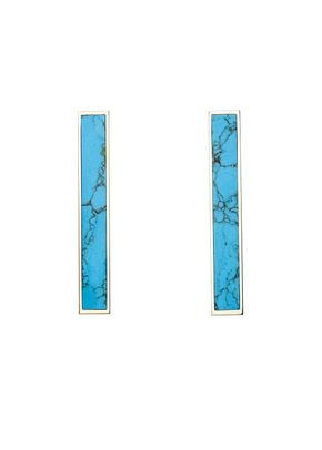 RECTANGLE EARRINGS, Felina Jewelry