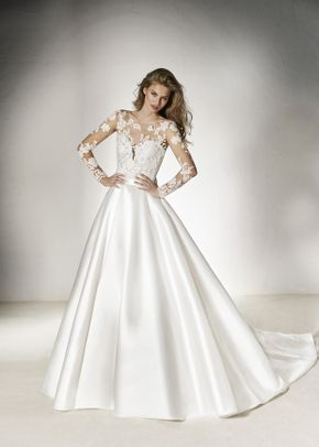 XANTRI (SKIRT), Pronovias