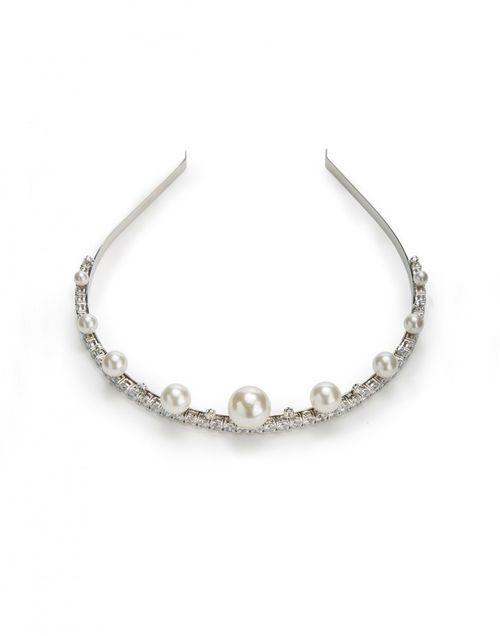 T17004 silver, Sherri Hill