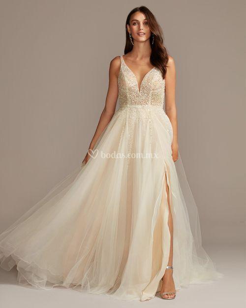 8002795, David's Bridal: Galina Signature