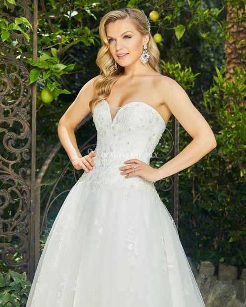 BETHANY, Casablanca Bridal