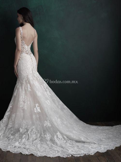 C504, Allure Bridals