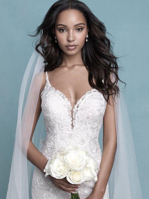 9760-V031, Allure Bridals