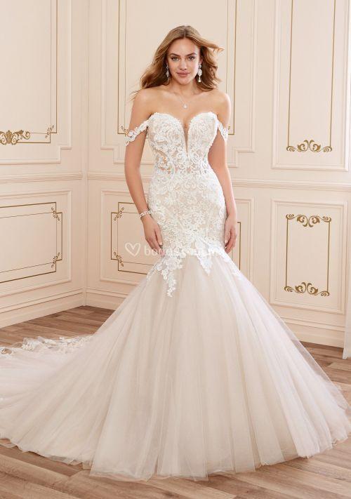 y22065, Mon Cheri Bridals
