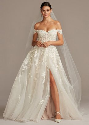 8002793, David's Bridal: Galina Signature