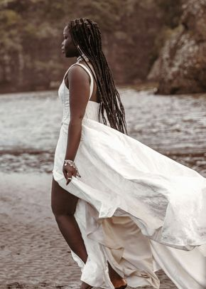 Bakari - Off White, Rue De Seine
