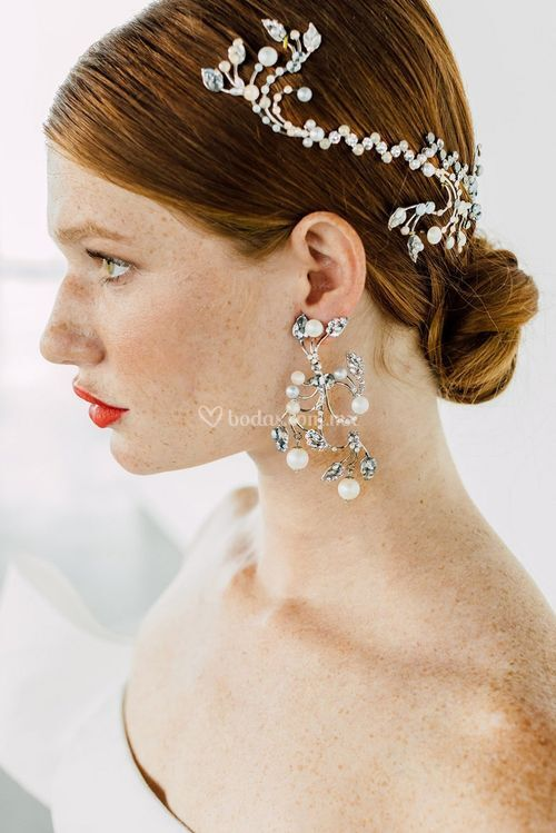 ISLA, Maria Elena Headpieces