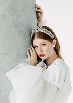 JANE CROWN, Maria Elena Headpieces