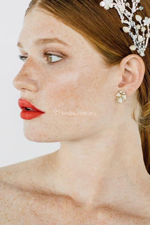 KIM, Maria Elena Headpieces