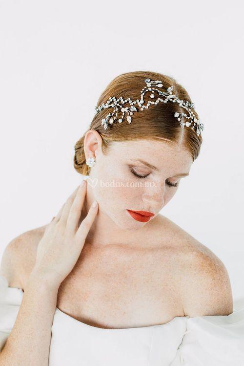 TEAGAN HEADPIECE, Maria Elena Headpieces