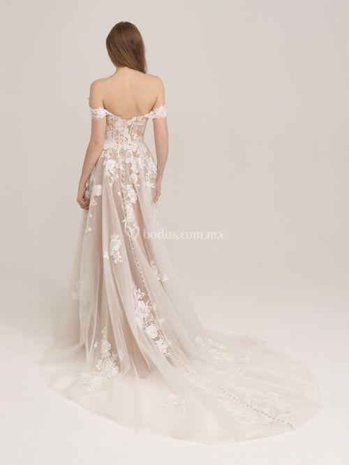 3461, Allure Bridals