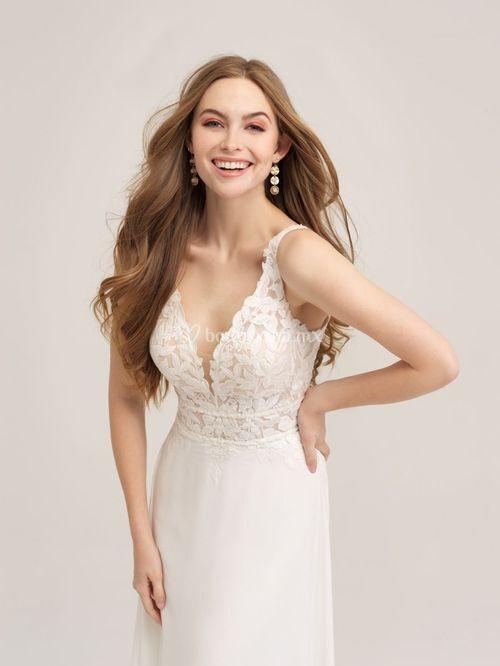3454, Allure Bridals