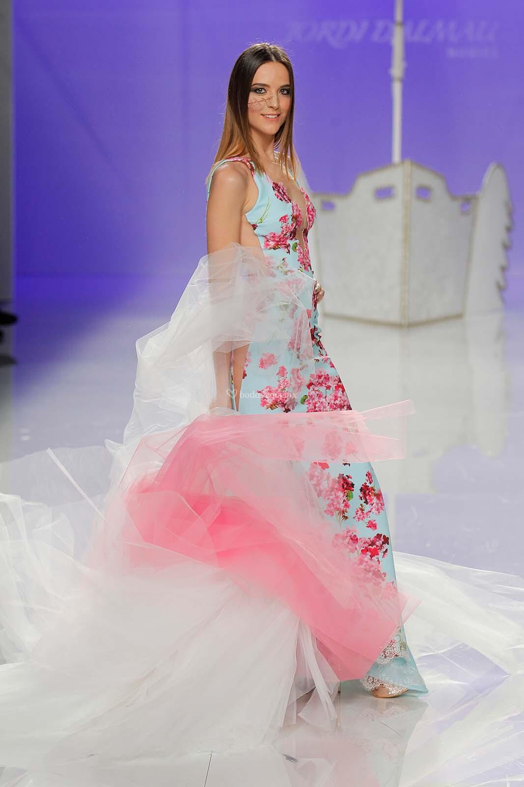 Vestido de Novia de Jordi Dalmau - JD 47