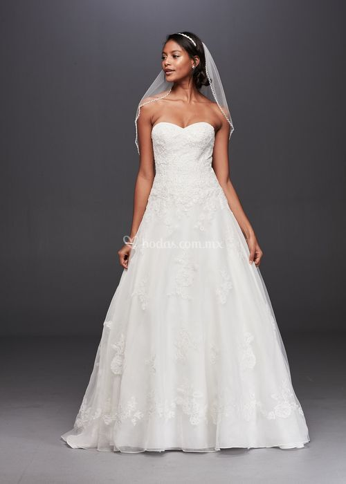 8000550, David's Bridal: Jewel