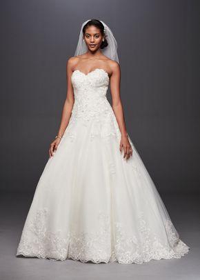 8000492, David's Bridal: Jewel